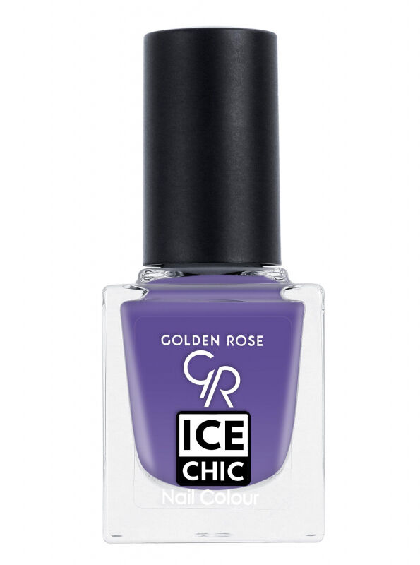 Golden Rose - ICE CHIC Nail Colour - Lakier do paznokci - 55