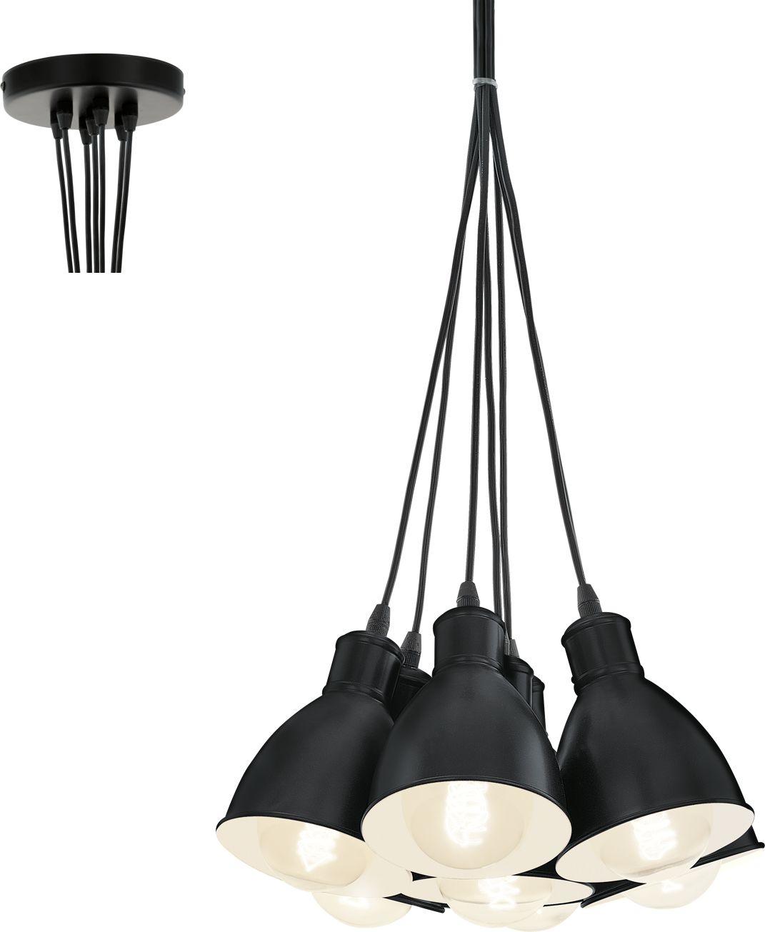 Eglo lampa wisząca Priddy 49467 - SUPER OFERTA - RABAT w koszyku