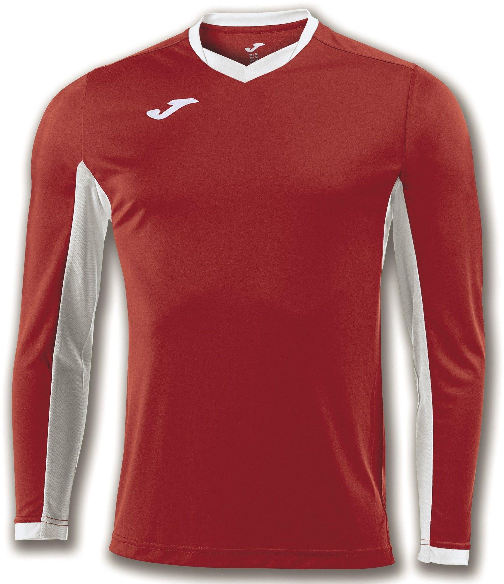 Koszulka Joma Champion IV red/white (10 szt.)
