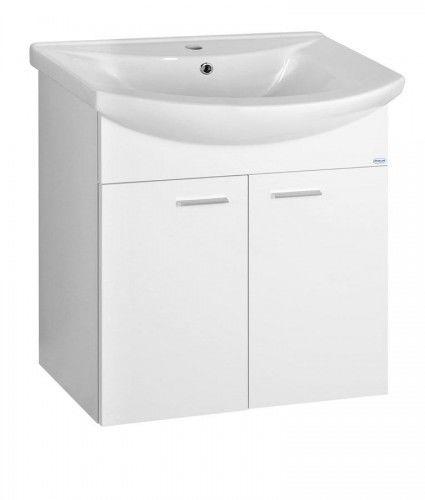 ZOJA szafka umywalkowa 61,5x74x32,5cm, biała