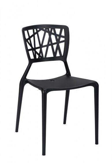 Krzesło VIND C1031.BLACK -King Home  Sprawdź kupony i rabaty w koszyku  Zamów tel  533-810-034