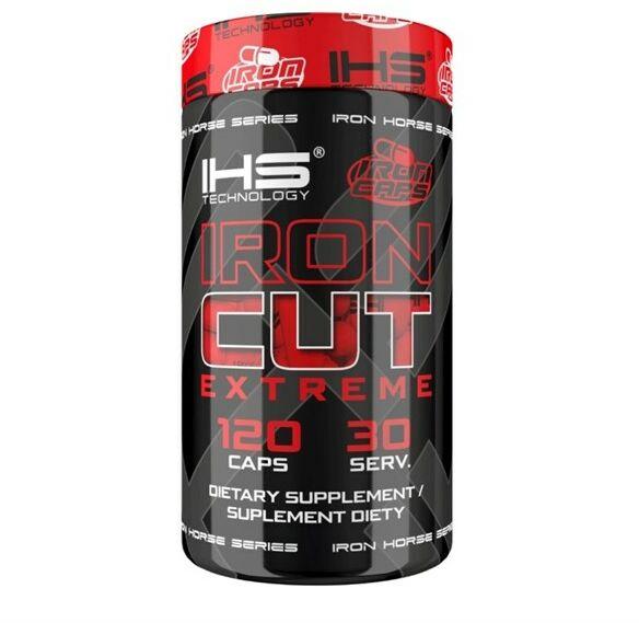 Iron Cut Extreme 120caps