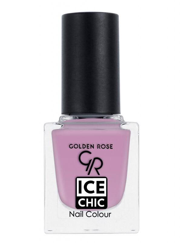 Golden Rose - ICE CHIC Nail Colour - Lakier do paznokci - 56