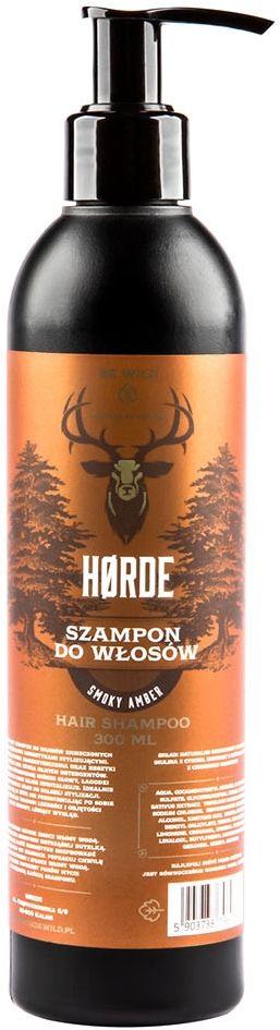 Horde Smoky Amber szampon do włosów 300 ml
