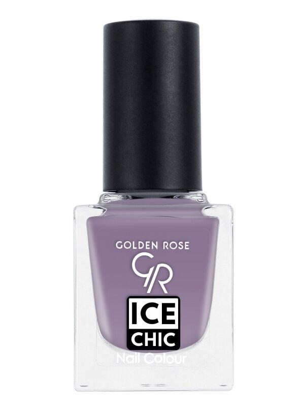 Golden Rose - ICE CHIC Nail Colour - Lakier do paznokci - 57