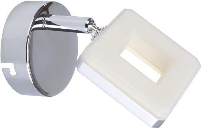 CYNTHIA LAMPA KINKIET 1X5W LED CHROM