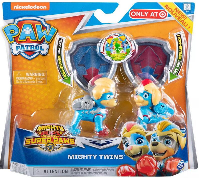Figurki PSI PATROL Mighty Twins