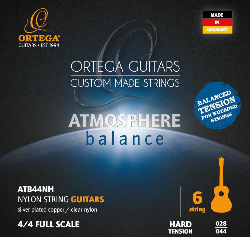 Ortega ATB44NH - struny do gitary klasycznej