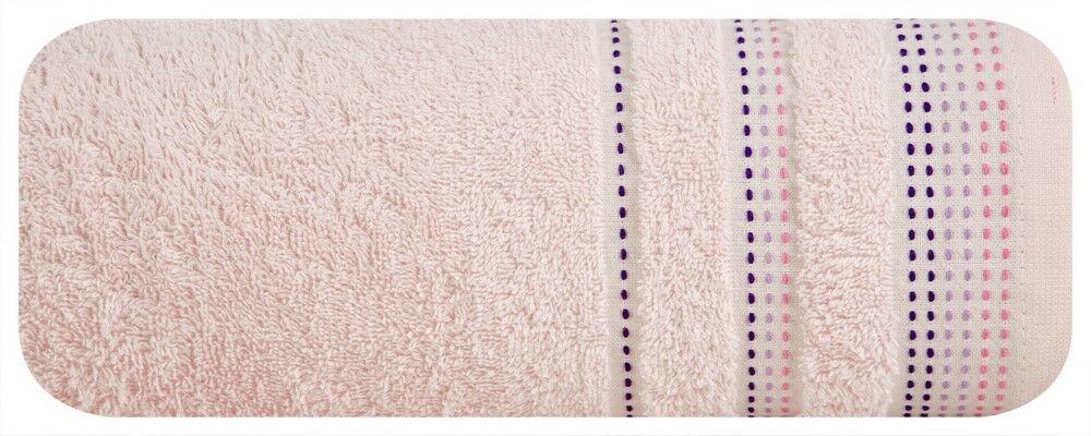 Ręcznik Pola 30x50 10 Różowy Eurofirany