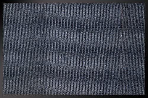 ID Mat 8012010 Cahors/Florac mata podłogowa, włókno polipropylenowe/PCW, 120 x 80 x 0,67 cm, niebieska, 80 x 120 cm