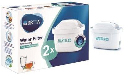 Zestaw Filtr wody 2szt do dzbanka filtrującego Brita