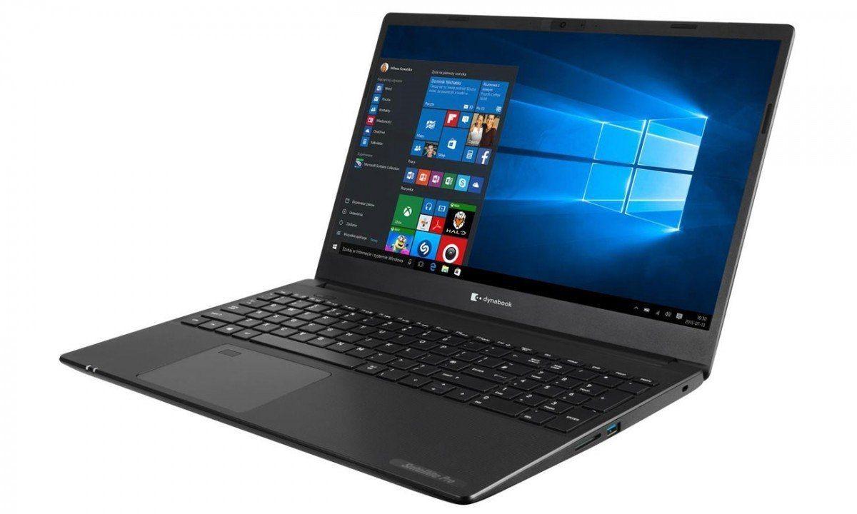 Toshiba Notebook Dynabook Satellite Pro L50-G-11J Win10PRO i5-10210U/8/256+1TB/Integra/15.6/2YWarranty