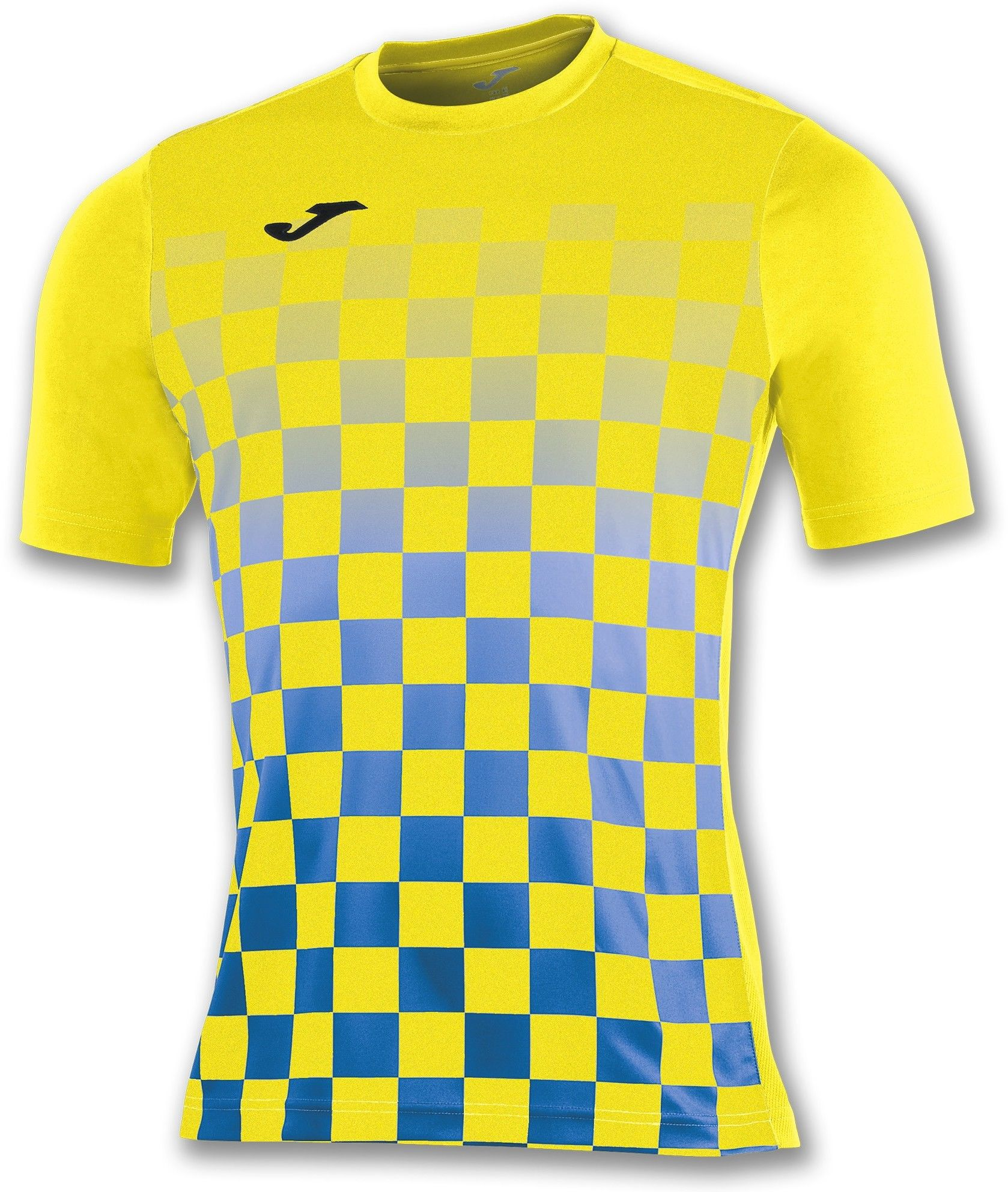 Koszulki Joma Flag yellow/royal (10 szt.)