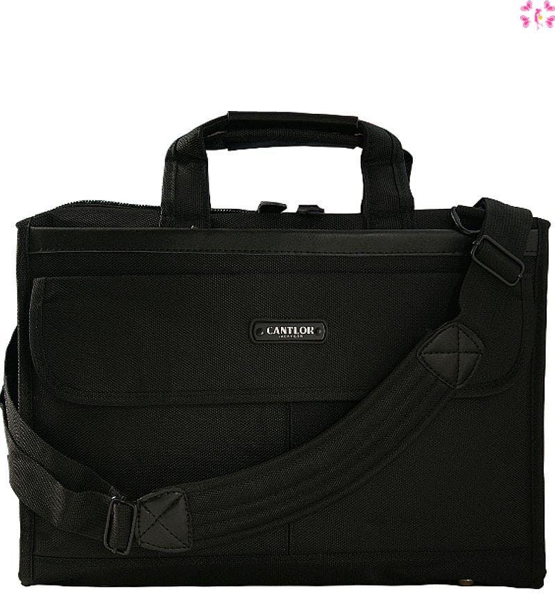 Torba na laptop - aktówka CANTLER L293 Czarna