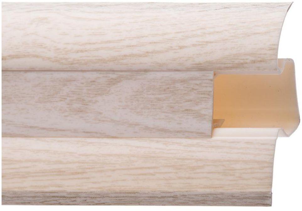 Listwa przypodłogowa LM 55 Dąb złoty Arbiton