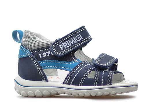 Sandały Primigi 3377711 Granatowe nubuk