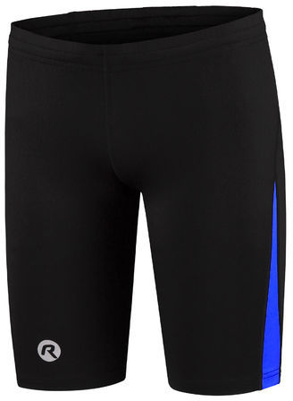 ROGELLI RUN DIXON - męskie spodenki sportowe, czarno-niebieskie Rozmiar: S,dixon-blue