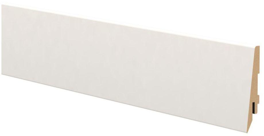Listwa przypodłogowa K70C Biała 2.6 m Krono original