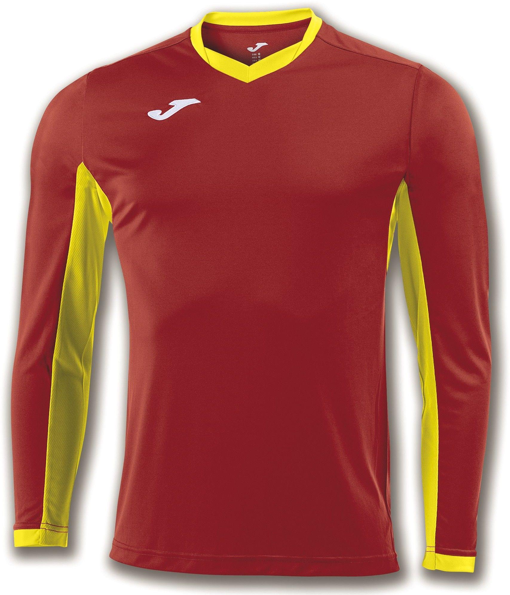 Koszulka Joma Champion IV red/yellow (10 szt.)