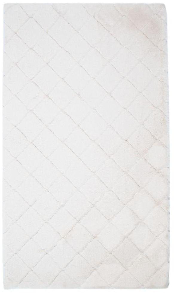 Dywan shaggy MODENA beżowy 80 x 140 cm