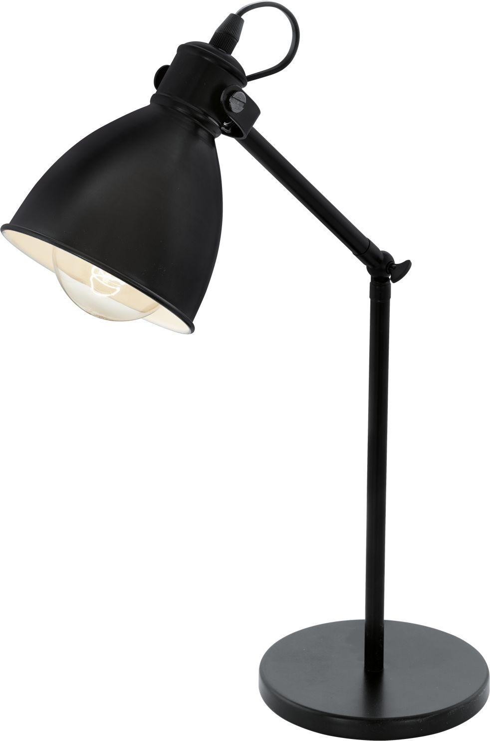 Eglo lampa stołowa Priddy 49469 - SUPER OFERTA - RABAT w koszyku