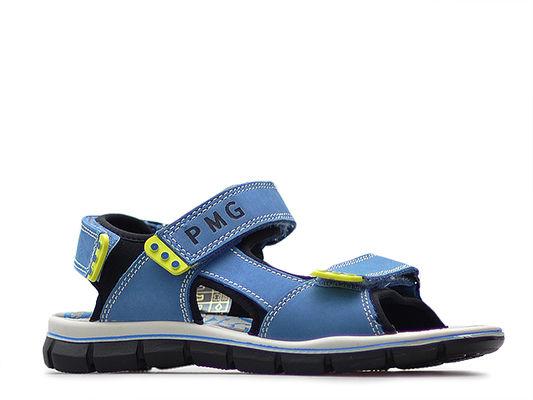 Sandały Primigi 3396700 Niebieskie nubuk