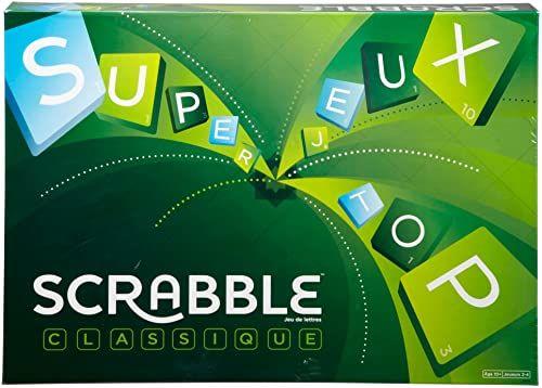 Scrabble  gra refleksyjna