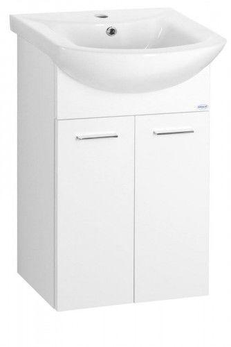 ZOJA szafka umywalkowa 42x74x25cm, biała