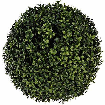 EUROCINSA Ref.88019C50 kula, zielona, pudełko z 2 sztukami, 28 cm