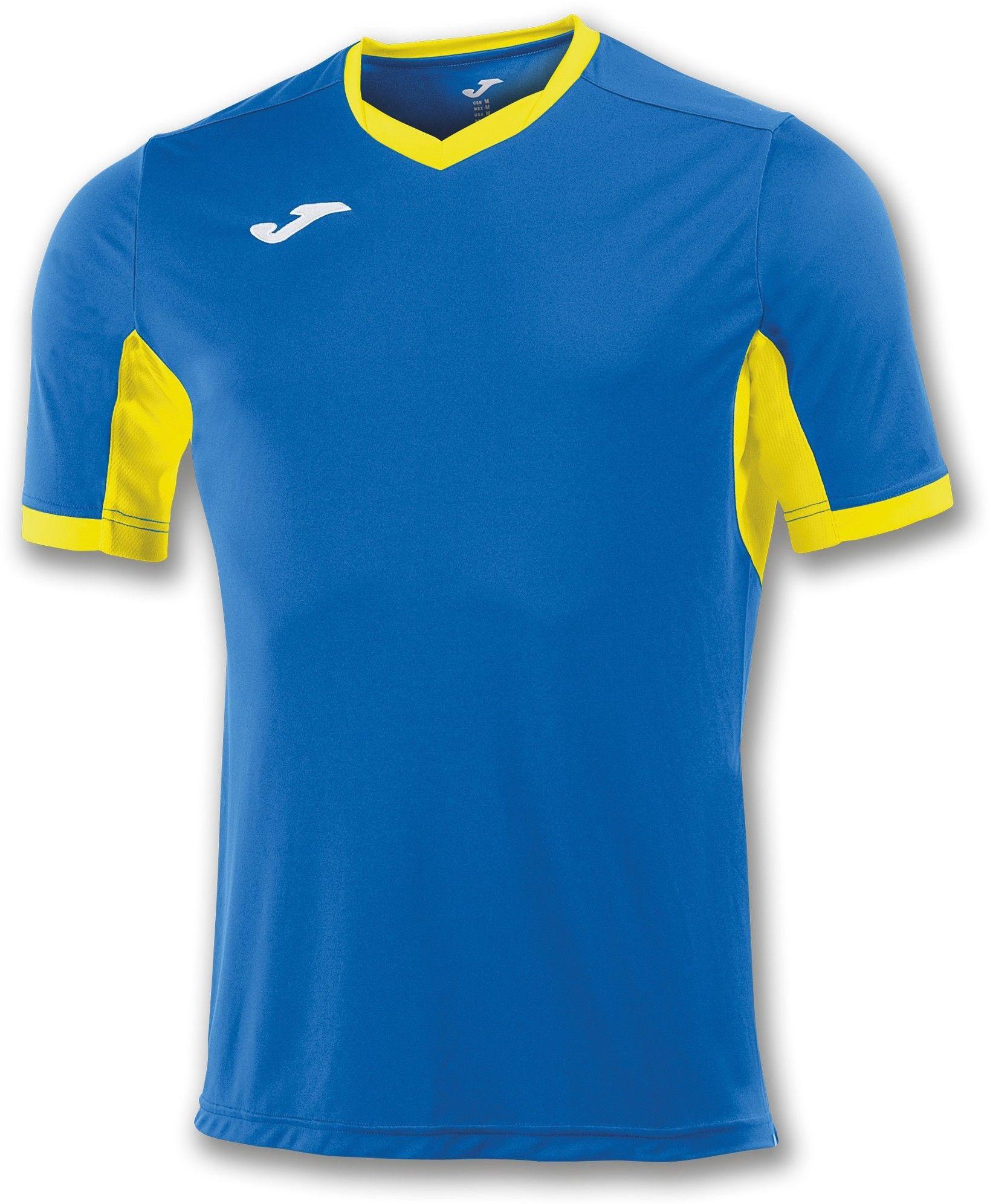 Koszulka Joma Champion IV royal/yellow (10 szt.)