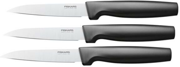 Fiskars 1057563 FunctionalForm - zestaw 3 noży do skrobania