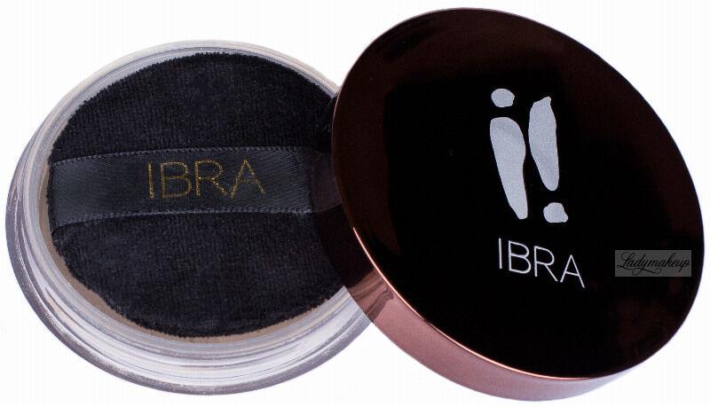 IBRA - GLOW TRANSPARENT POWDER - Rozświetlający puder transparentny - NR 03 - 12 g