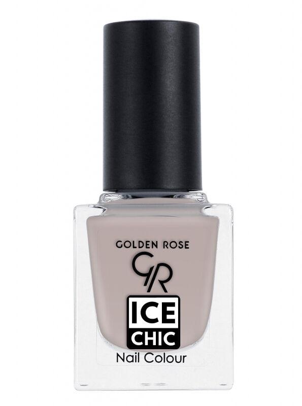 Golden Rose - ICE CHIC Nail Colour - Lakier do paznokci - 58