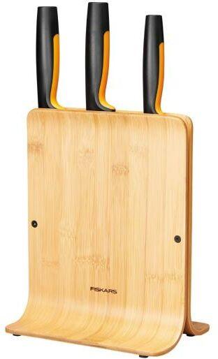Fiskars 1057553 FunctionalForm - zestaw 3 noży w bloku