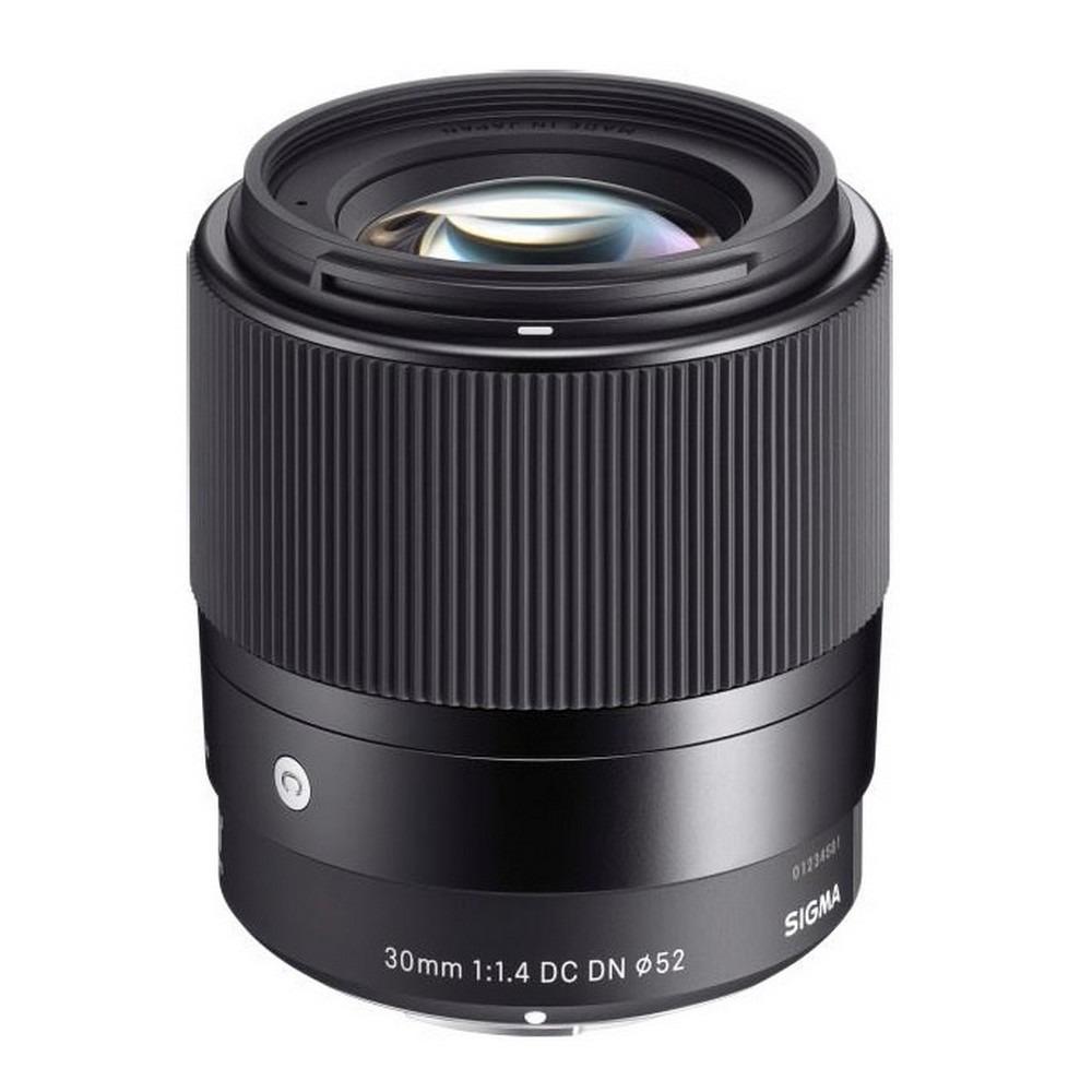 Sigma C 30mm F1.4 DC DN - obiektyw stałoogniskowy do Sony E Sigma C 30mm F1.4 DC DN / Sony E