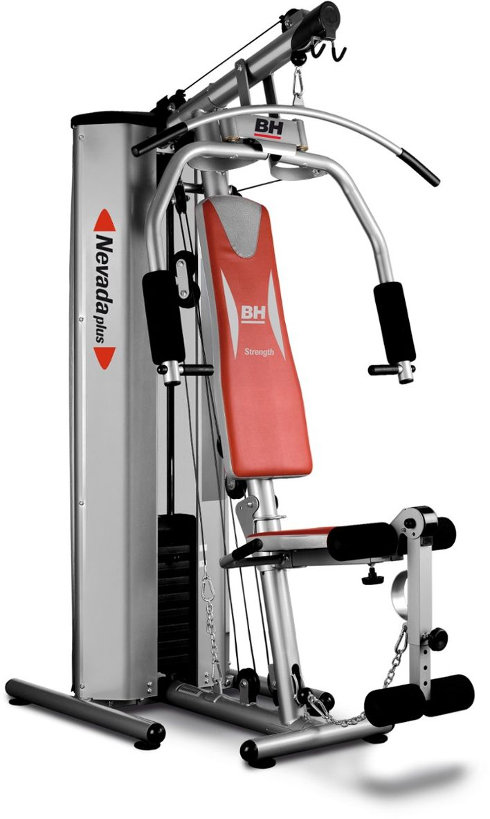Atlas Treningowy Nevada Plus G119XA BH Fitness