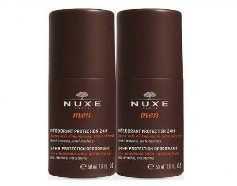 Nuxe men dezodorant w kulce 2 x 50 ml