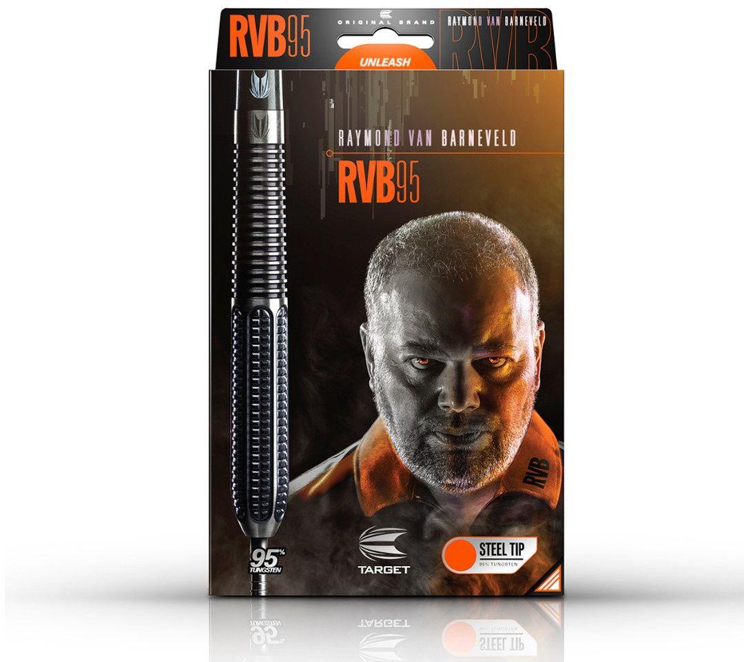 Rzutki Raymond Van Barneveld - RVB95 (steel tip) - Target