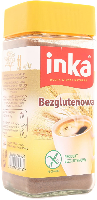 Kawa Inka bezglutenowa - Grana - 100g