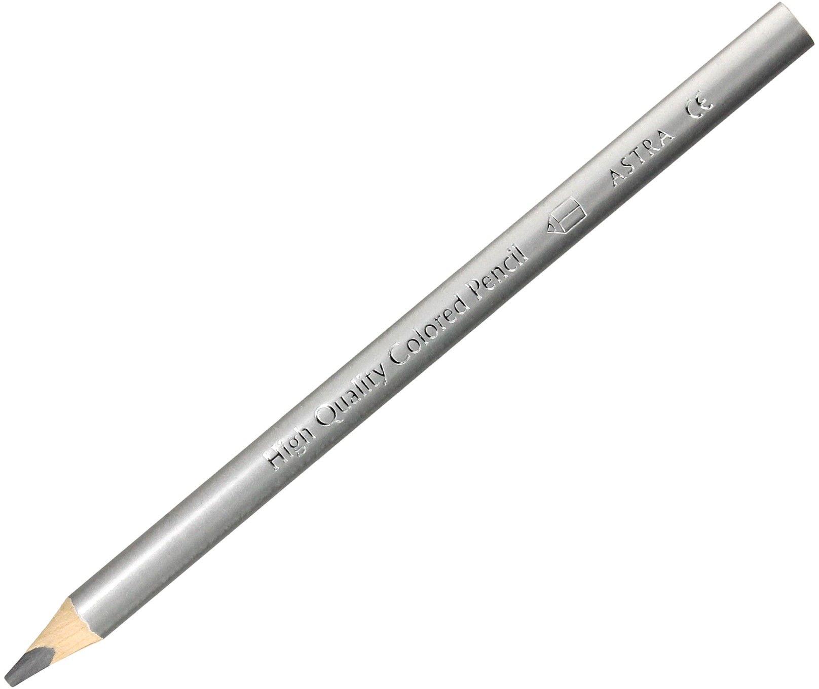 Kredka ołówkowa srebrna Astra 312117017