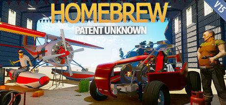 Homebrew Patent Unknnown (PC) Klucz Steam