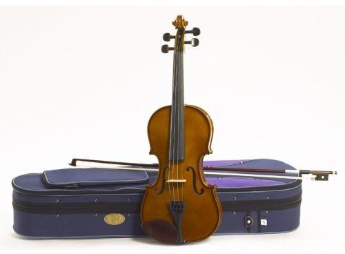 Stentor SR1400A2, skrzypce w rozmiarze 4/4 z serii Student I (w zestawie futerał + smyczek)