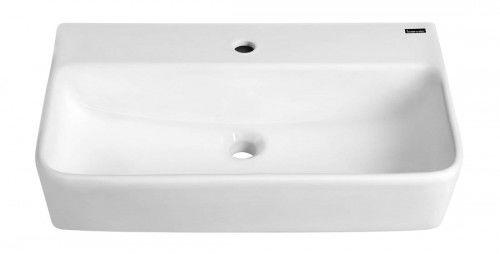 Umywalka meblowa ceramiczna Kruno 65x39 cm