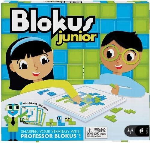 Mattel - Gra Blokus Junior GKF59