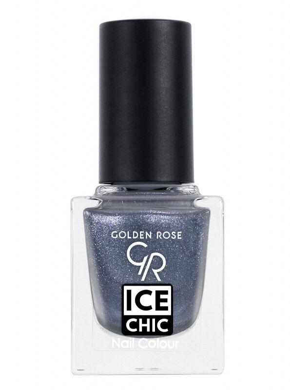 Golden Rose - ICE CHIC Nail Colour - Lakier do paznokci - 60
