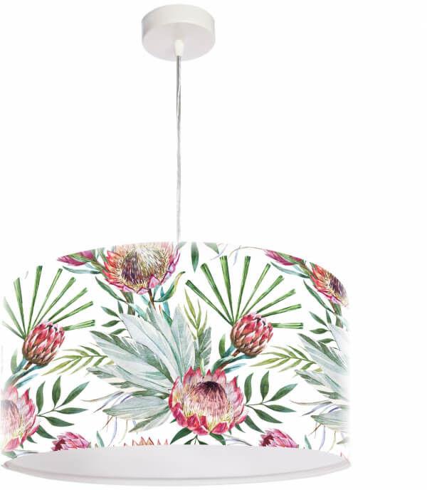 Lampa wisząca Kwiatowy wachlarz