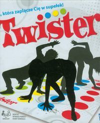 Twister Gra ZAKŁADKA DO KSIĄŻEK GRATIS DO KAŻDEGO ZAMÓWIENIA