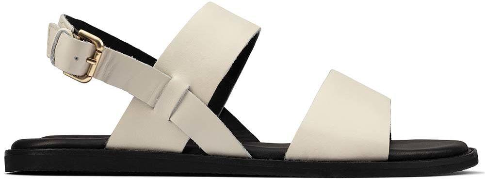 Sandały damskie Clarks Karsea Strap białe261586784