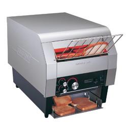 Toster przelotowy 360 tostów/h 1800W 230V 368x451x(H)378mm