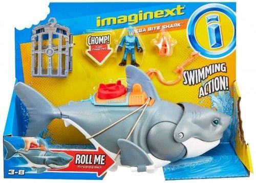 Fisher-Price IMAGINEXT - Atak Rekina GKG77